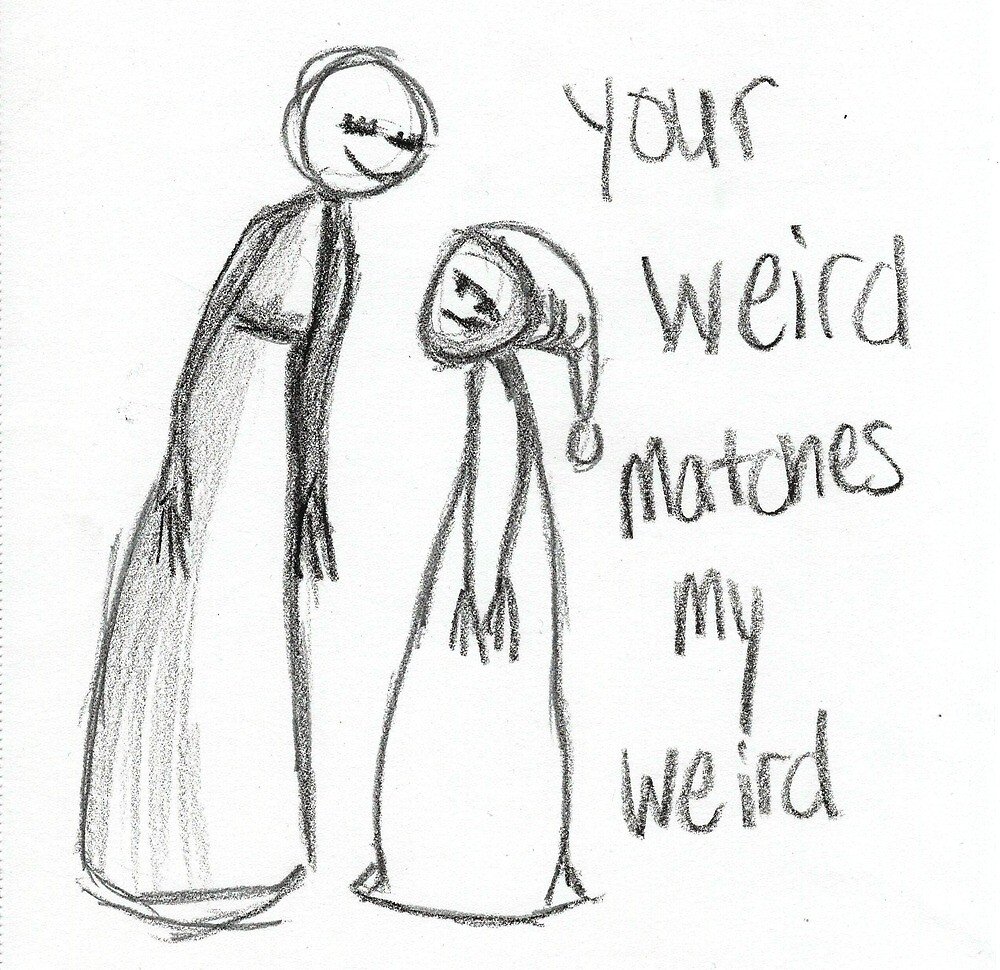 My Weird 2 by emilypageart