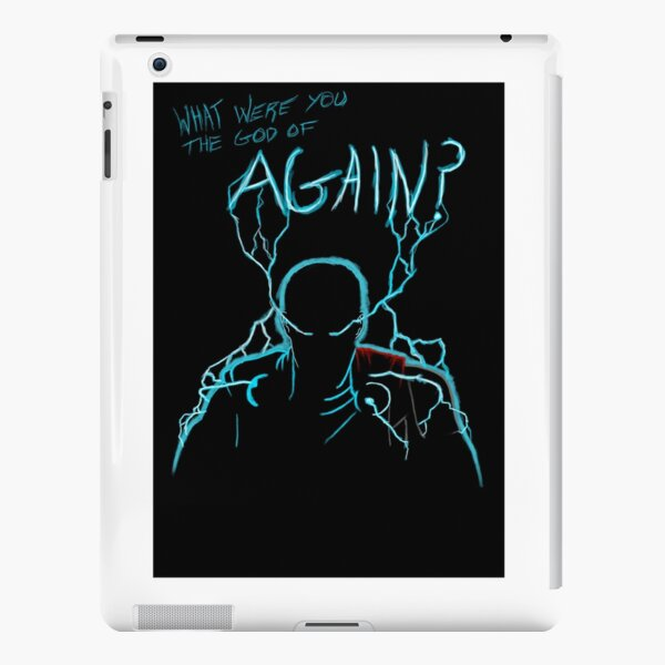 What were you the god of Again? iPad Snap Case