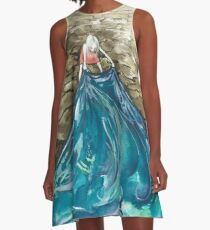 Drought A-Line Dress