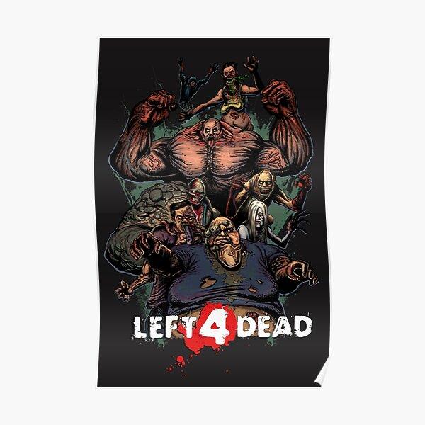 Valve Zombie Simulator Poster