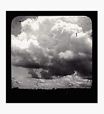 Stormy Days Photographic Print