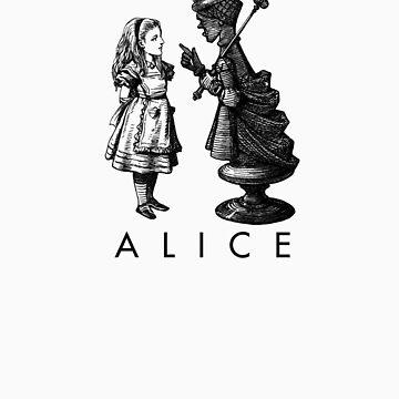 Alice by DavidTribby