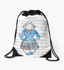 Veronica, Heathers, Beautiful, Heathers the Musical Drawstring Bag