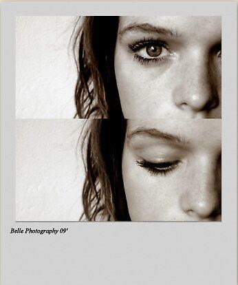 Belle's Eye by belle2593