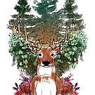 Earthly Deer by smilobar