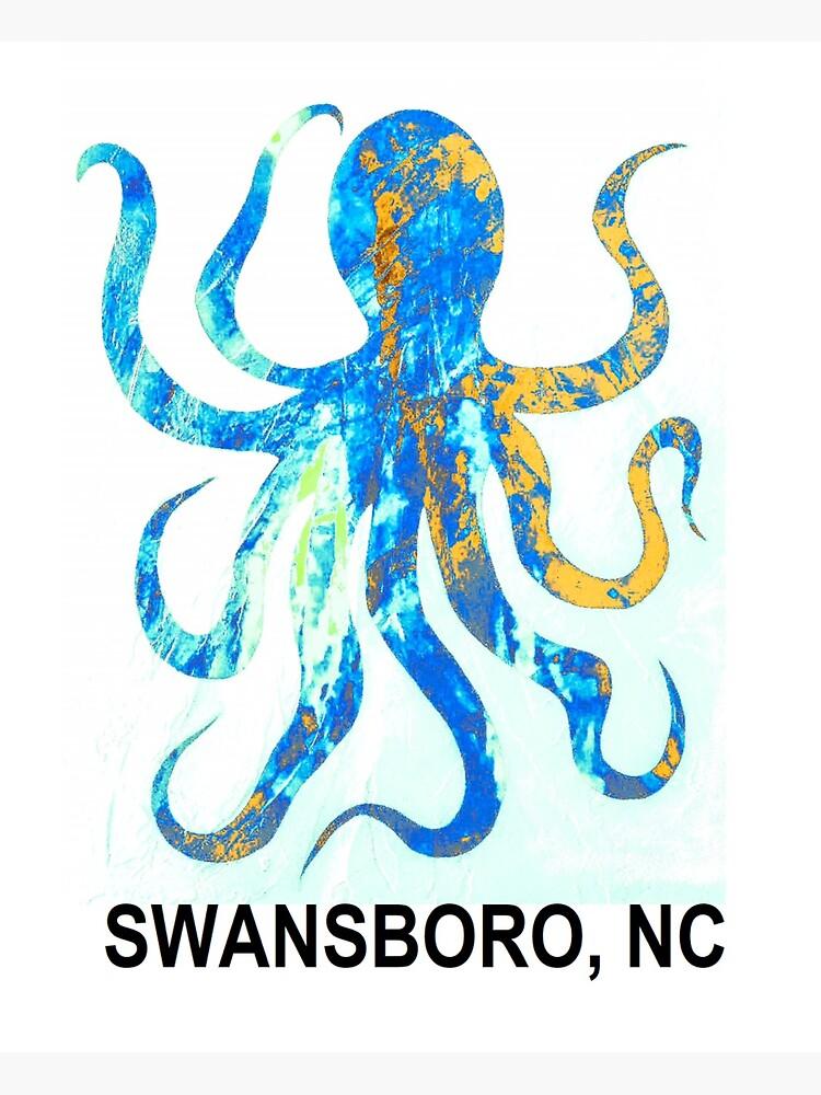Octopus (Swansboro, NC) by barryknauff