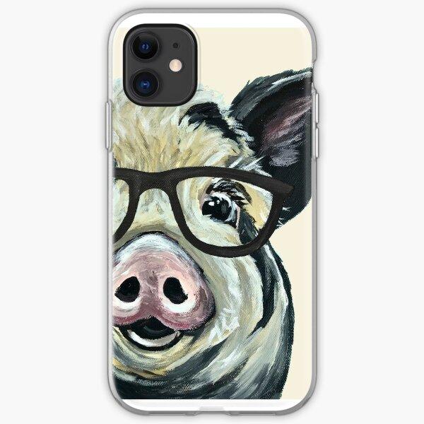 Guinea Pig Diamond iPhone 11 case