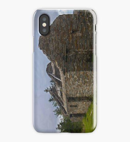 Stonework of a ruin iPhone Case