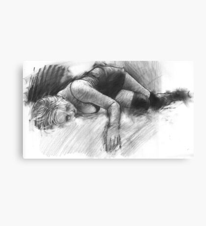 Louise Canvas Print