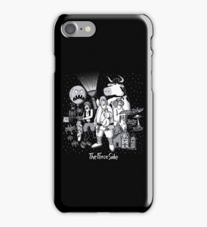 The Force Side iPhone Case/Skin