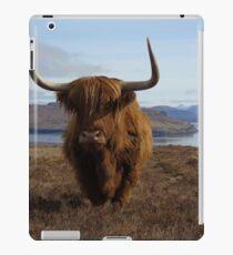 Highland Coo iPad Case/Skin