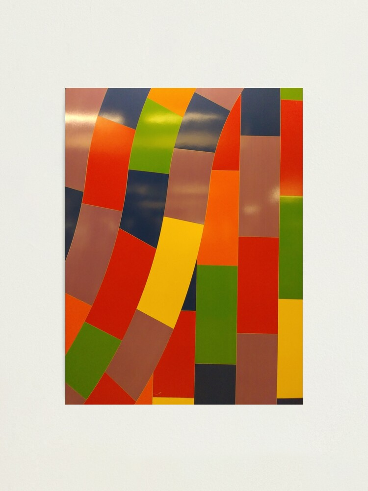 Alternate view of Orange, New York, Manhattan, Brooklyn, New York City, architecture, street, building, tree, car, pedestrians, day, night, nightlight, house, condominium,  Photographic Print