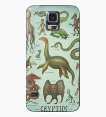 Cryptids Case/Skin for Samsung Galaxy