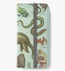 Cryptids iPhone Wallet/Case/Skin