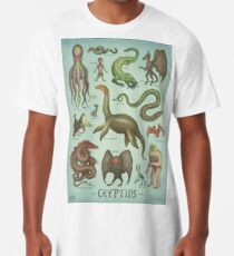 Cryptids Long T-Shirt