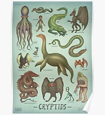 Cryptids Poster