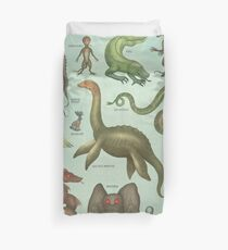 Cryptids Duvet Cover