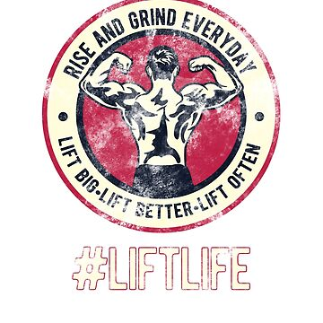 Lift Life Design  by jGoDesigns