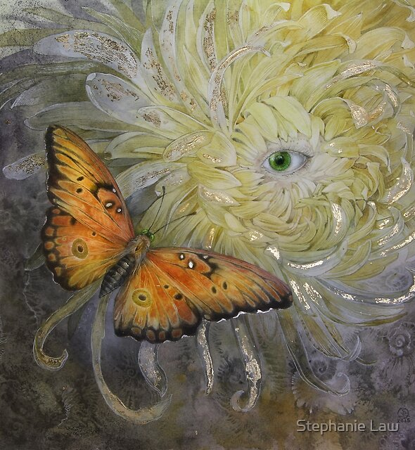 Butterfly by Stephanie Law