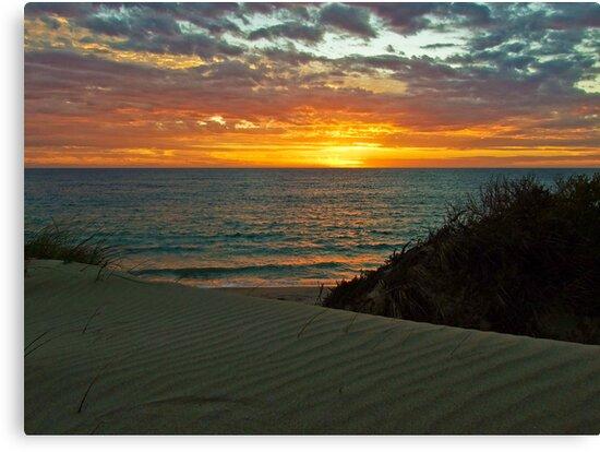 Port Denison Bay, Western Australia by Karen Stackpole