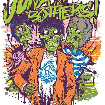 Jonas Bothers Zombie!!!! by JoeyKnuckles