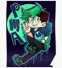 PMA: Jacksepticeye Poster