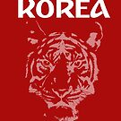 Team Korea Soccer by Dave Jo