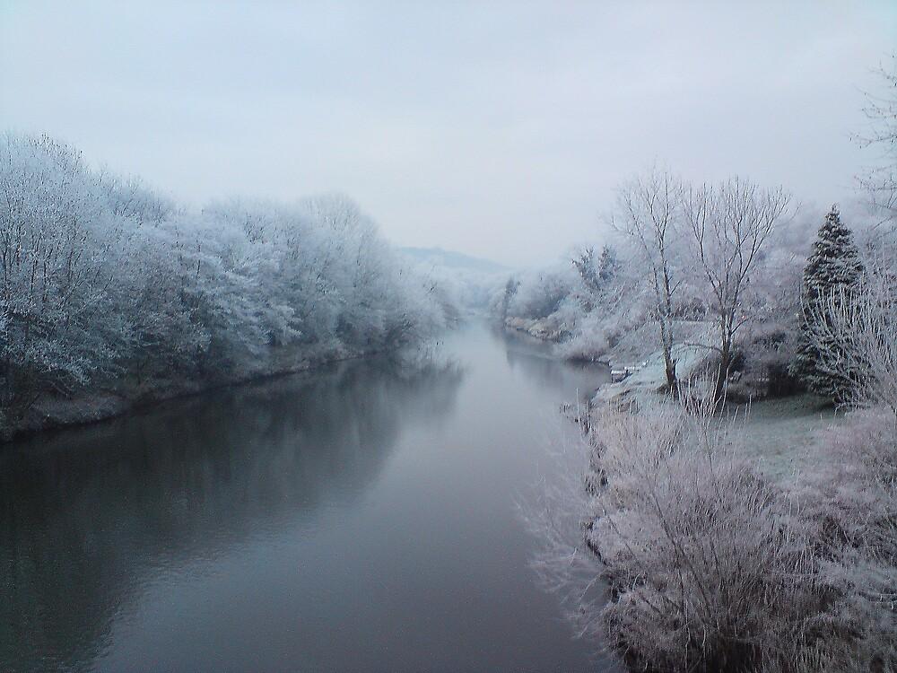 a winter day by 117annie