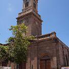 Cathedral of La Serena. by Francisco Larrea