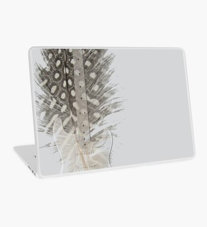 guitar feathers Laptop Skin