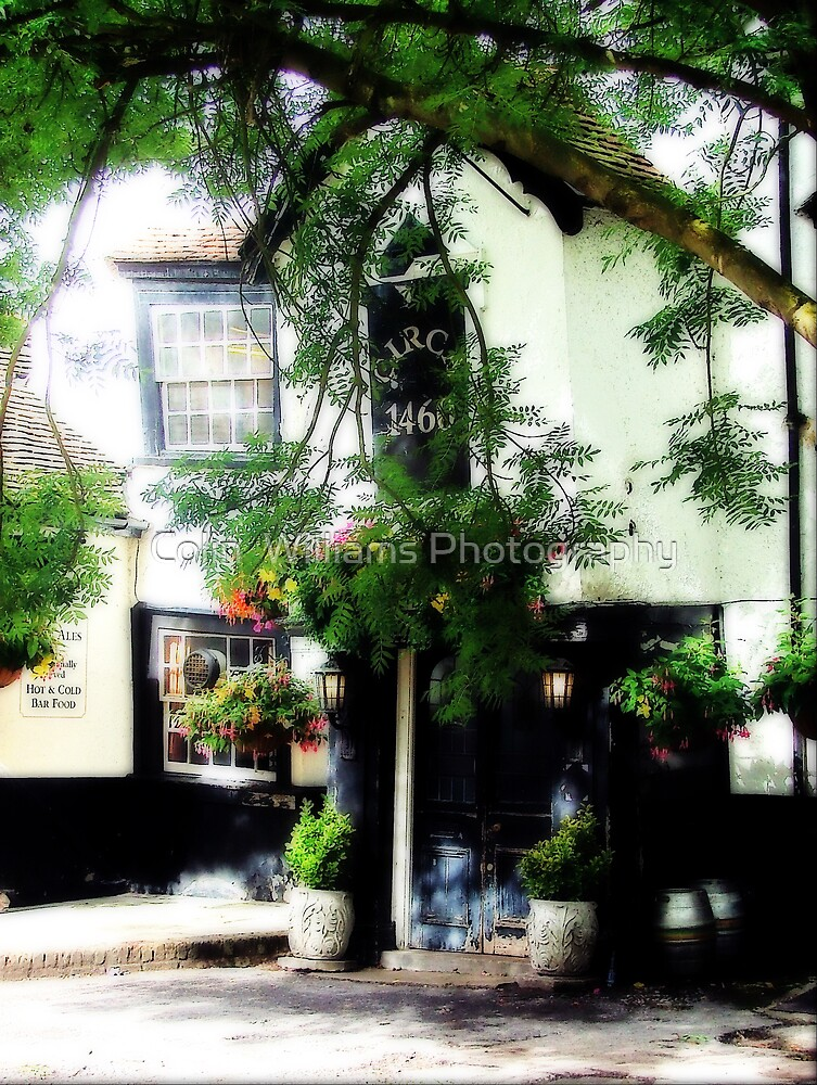 The Bell, Molesey ! by Colin  Williams Photography