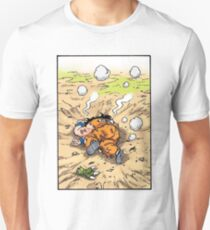 Dragon Ball Z - Yamcha Death Manga Unisex T-Shirt