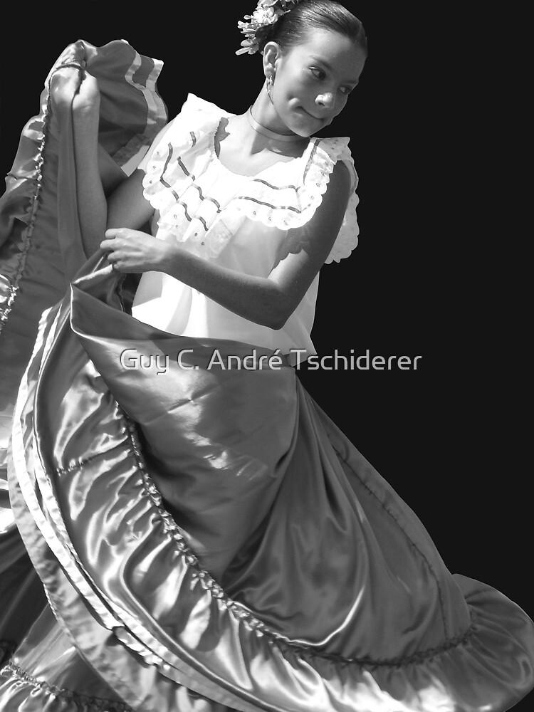 Folklore Dancer by Guy C. André Tschiderer