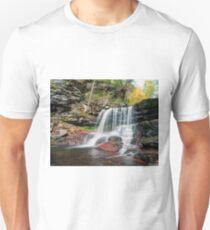B. Reynolds Falls Under Turning Leaves T-Shirt