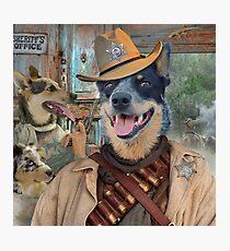 Sheriff Callie Photographic Print
