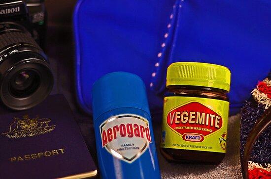 Aussie Travel Essentials  by EOS20