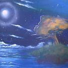 Stevens dreaming by imajica