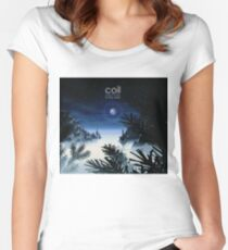 Coil - Musick To Play In The Dark Women's Fitted Scoop T-Shirt