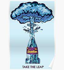 Nuka Cola - Quantum Poster
