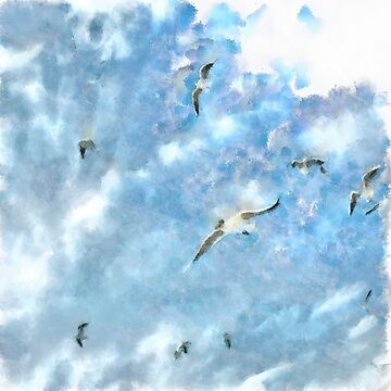 The Chasers - Seagulls In Flight by taiche