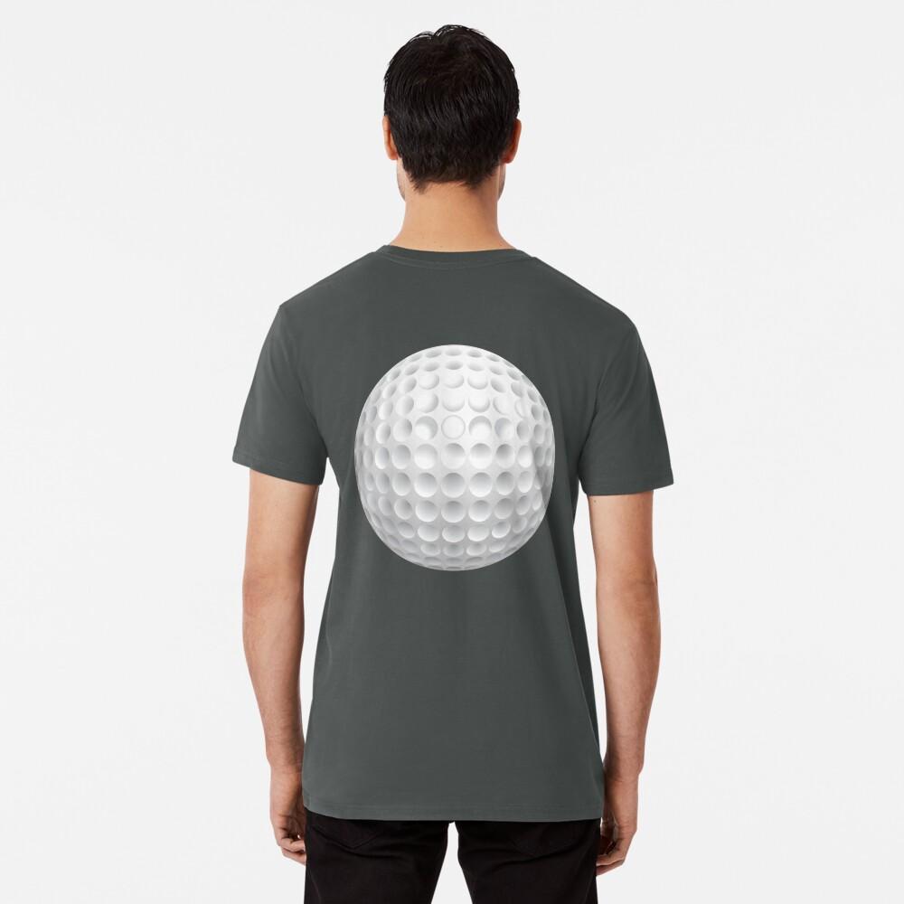 Golf Ball Premium T-Shirt