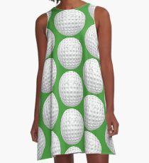 Golf Ball A-Line Dress