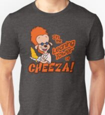 Leaning Tower of Cheeza A Goofy Movie Unisex T-Shirt