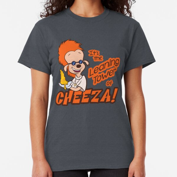 Leaning Tower of Cheeza A Goofy Movie Classic T-Shirt