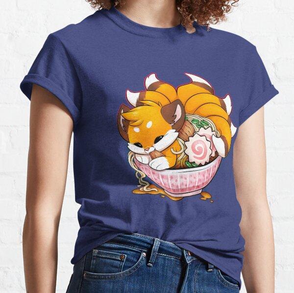 Kitsune Udon 2.0 Classic T-Shirt