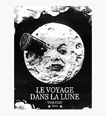 A Trip to the Moon (Le Voyage Dans La Lune)  Photographic Print