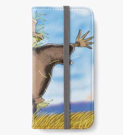 The Scarecrow iPhone Wallet