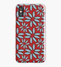 surfboard flowers iPhone Case/Skin