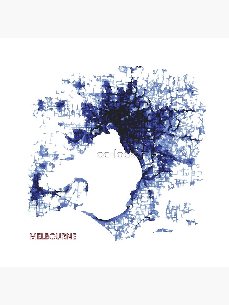 Urban Splash - Melbourne by oc-lock