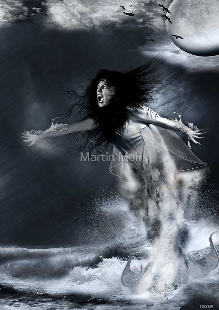 Song of the siren, by Martin Muir
